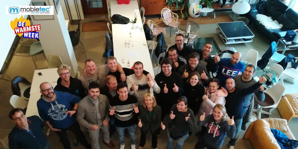 mobietec team building
