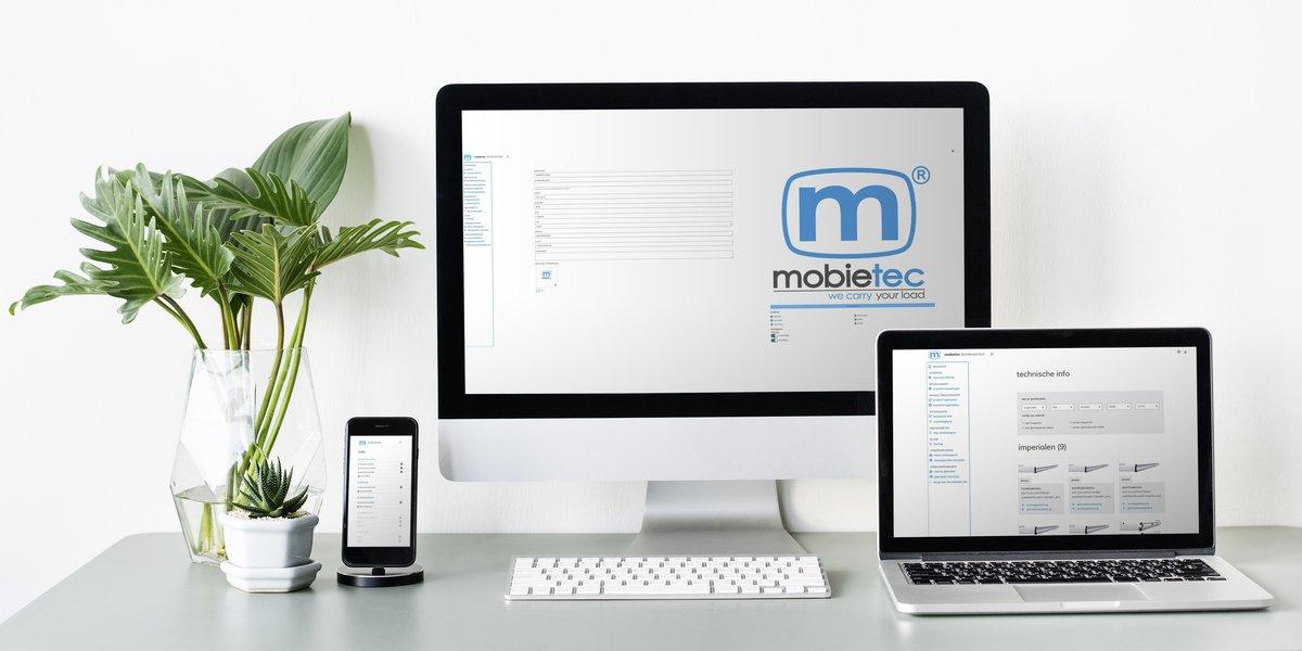 mobietec lanceert klantenportaal